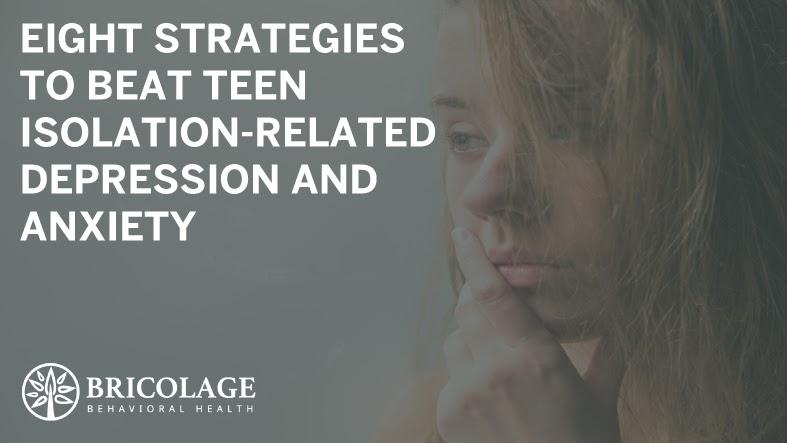 Bricolage Behavioral Isolation and Children Mental Health